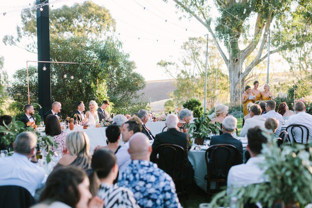Kingsford Homestead Wedding Reception